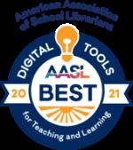 Award: AASL Digital Tools Circle 2021