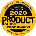 Award: Creative Child 2020 Product of the Year