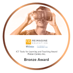 Award: ICT Tools for Learning and Teaching