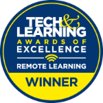 Award: Tech & Learning Awards Remote Learning