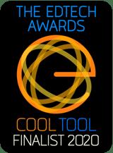 Ed Tech Digest Cool Tool Finalist 2020
