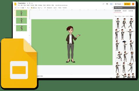 Pixton Google Slides add-on