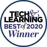 Tech & Learning Awards of Excellence 2020