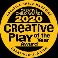 Creative Child Awards 2020 Creative Play of Year