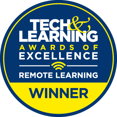Tech & Learning Award of Excellence 2021